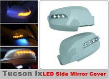 LED Light Side Mirror Cover ( 1 way ) for Hyundai Tucson ix (2010~on)///