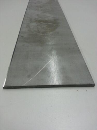 "Stainless Steel Flat Bar 1//4/"" x 2/"" Type 304  x 48/"""