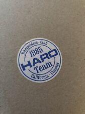BMX Printed Stickers Sheet Motocross Karting Numbers old skool 80/'s haro skyway
