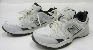 71277d2d Details about Shoes New Balance Men's MX409 Cross-Training,White/Grey,9.5 D  US EUR 43