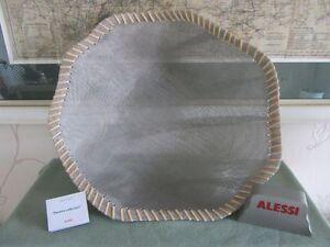 Alessi-Korb-Schale-Edelstahlnetz-mit-Naturfasern-034-Peneira-collection-034-FC22-40