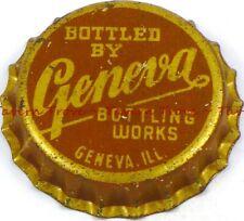 1940s Generic CITRATE OF MAGNESIA SODA Cork Crown Tavern Trove