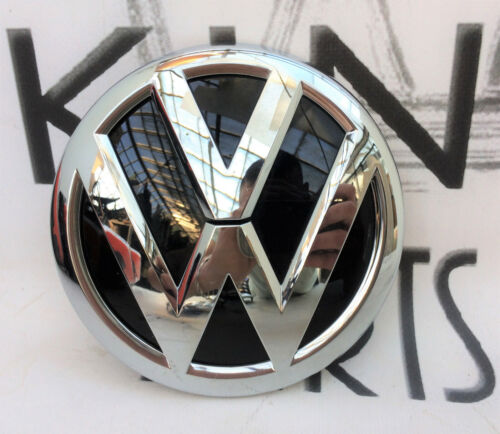 VW Polo 6 C MK5 Facelift 2014-16 A5 GP XC avant Grille Badge Logo 6C0853600A Dom