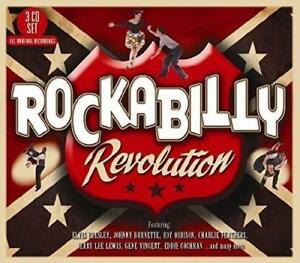 Rockabilly-Revolution-The-Absolutely-Essential-3-CD-Collection-Vari-NEW-3CD