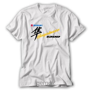 5XL Suzuki Hayabusa Long Sleeve T-Shirt Sz S