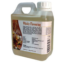 Whisky Flavouring 1l Add Flavor And Taste To Your Food & Drinks
