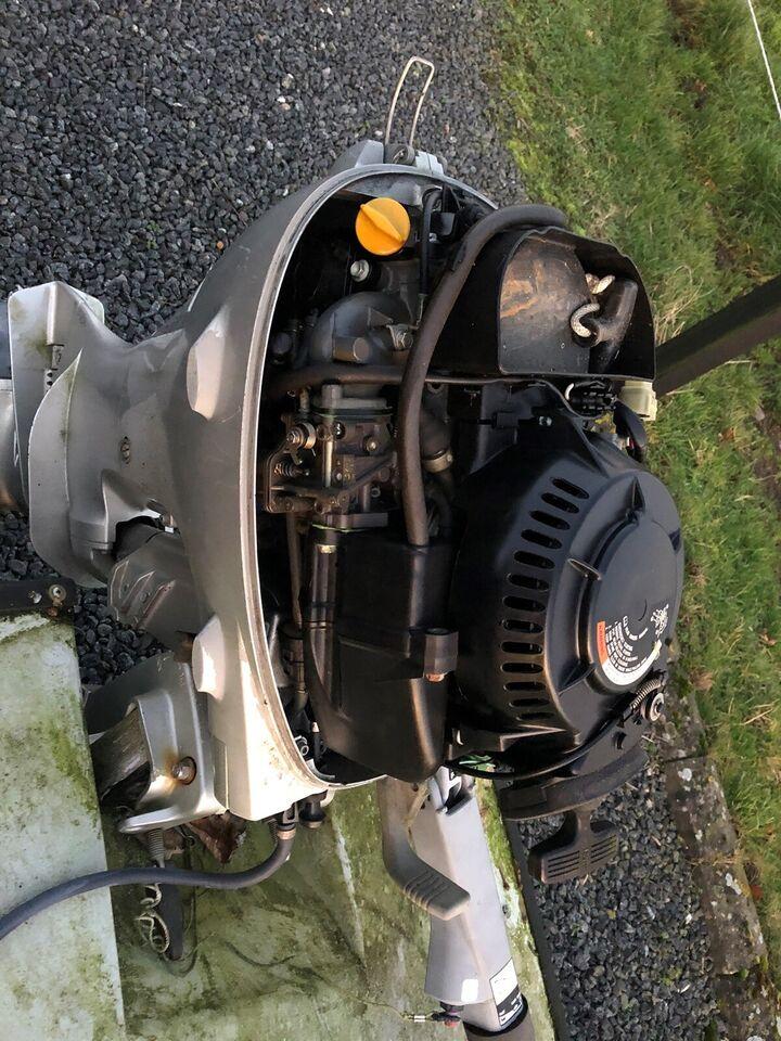 Honda påhængsmotor, 8 hk, benzin