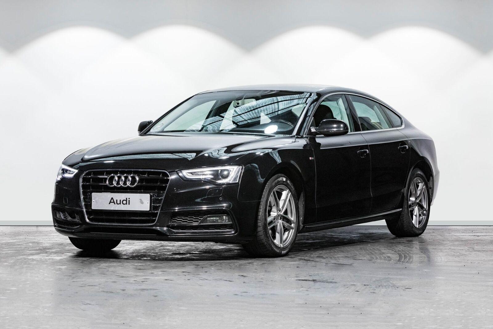Audi A5 2,0 TDi 190 Sportback Multitr. 5d - 289.900 kr.