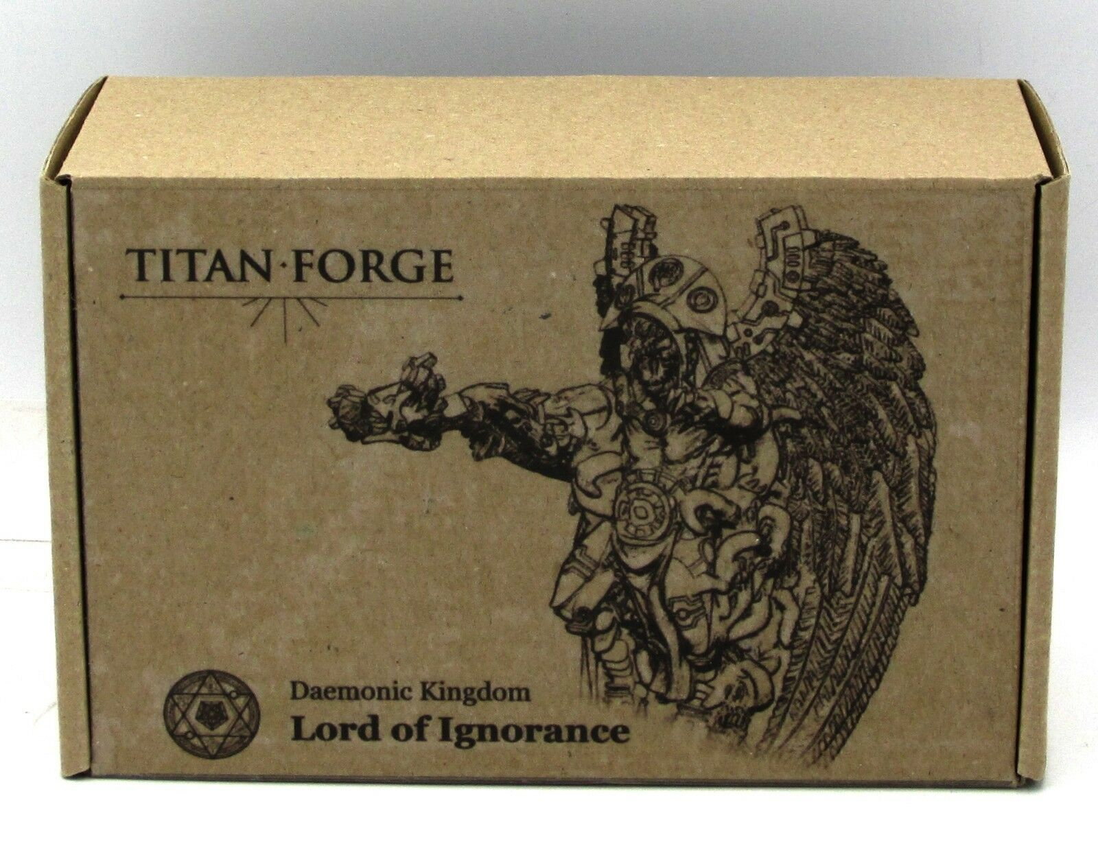 Titan Forge TFDK21 Lord of Ignorance (Daemonic Kingdom) Demon Sorcerer Champion