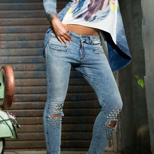 Hüftjeans Xs Di donnahose Alina M donnajeans Boyfriendjeans Hose a337 Jeans PSZFTKP