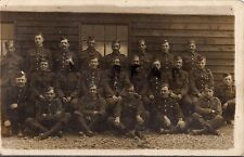 WW1 Soldier group 3rd ? Battalion Royal Scots Chickerell Camp
