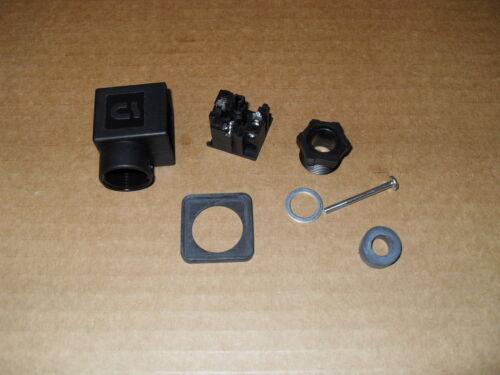 Vanne Connecteur Périphériques connecteur connecteur construction compacte a contacts du Guide