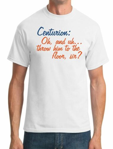 Monsieur? la vie de Brian T-shirt Homme Lui jeter à la parole