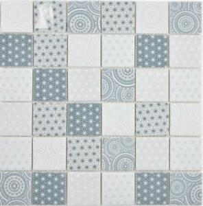 GLAS-Mosaik-ECO-blau-weiss-Wand-Kueche-Dusche-Rueckwand-Fliesenspiegel-WB16-0104