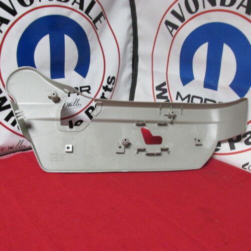 Chrysler Aspen Outboard Driver Side Seat Shield Trim Cover Panel Mopar OEM NEW