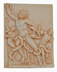 Laocoon and His Sons Relief- Vatican Museum | eBay