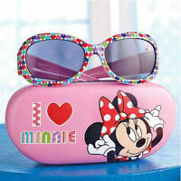 Unique Gifts For Girls Fashion Accessories Child Sunglasses Case Minnie Mouse