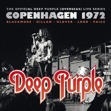 DEEP PURPLE - COPENHAGEN 1972 3 VINYL LP NEU