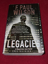 Repairman Jack: Legacies 2 by F. Paul Wilson (2000, Paperback)