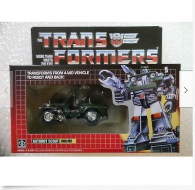Transformers G.1 Hound Reissue\K.O Action Figure Gift Kids Toy