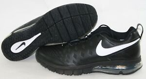 new style fa53e 1759f Image is loading NEW-Mens-NIKE-Trainer-Air-Max-180-Leather-