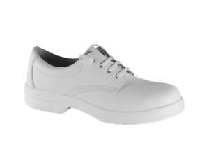 Zapatos de trabajo zapatos de seguridad blanco cocina zapatillas s2 tapa protectora