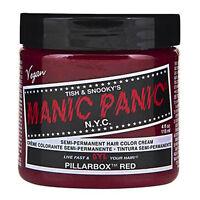 Manic Panic Pillarbox Red