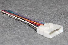ISUZU Radio Wiring Harness Adapter for Aftermarket Radio Installation #7712