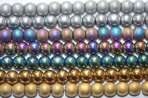 Atemporal perlas pulseras perlas 8mm-libre selector de color-nuevo