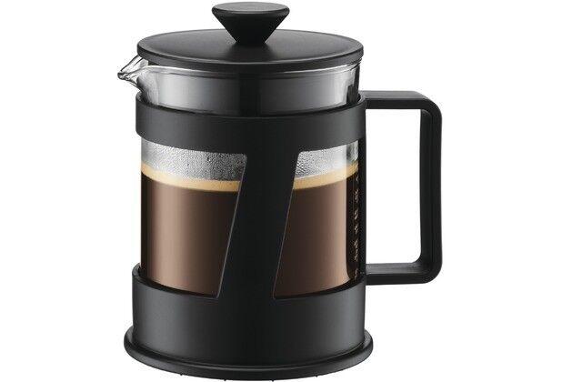 Bodum CREMA Kaffeebereiter 0,5 l 4 4 4 Tassen schwarz | Neue Produkte im Jahr 2019  f845e9