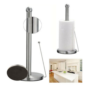 Image Is Loading Stainless Steel Toilet Paper Holder Roll Tissue Stand