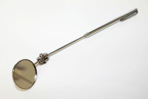 Teleskop Spiegel Teleskopspiegel mit 2-fach Kugelgelenk bis 480mm Länge