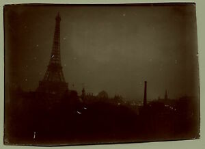 Photo-Gabriel-Loppe-Paris-la-nuit-Exposition-universelle-de-1900