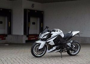 Black White Complete Fairing Kit Injection Abs For 2010 2013