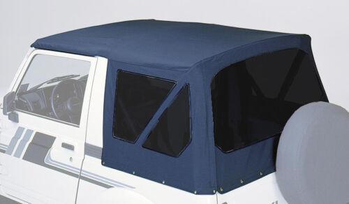 Cappotta nero da vetro tinto Capota sostituzione tetto