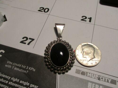 Onyx Pendant Old Pawn