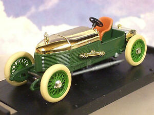 Brumm-1-43-1905-Napier-90HP-6-Cylindre-Pays-Vitesse-Record-Voiture-A-Macdonald
