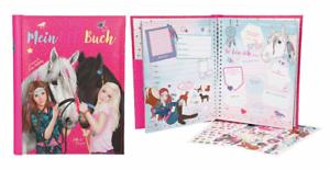 """Beste Freundinnen Buch #BFF Glitzercover """"Miss Melody & Sienna"""" """"Dancer & Jella"""""""