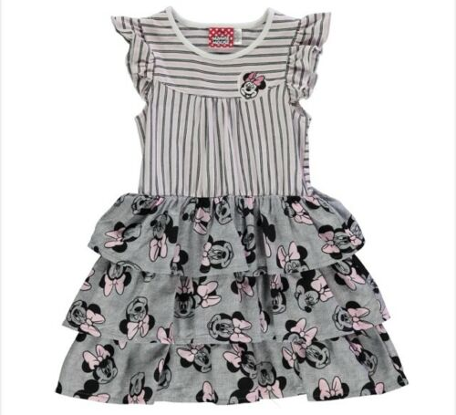 Brand New Girl/'s Disney Dresses Minnie Mouse//Frozen 3 To Choose From