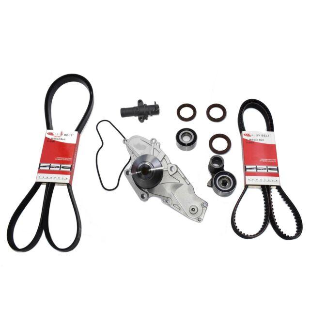 Timing Belt & Water Pump &Tensioner Set For Honda Odyssey