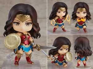 Wonder-Woman-2017-Nendoroid-818-Hero-039-s-Edition-DC-PVC-Action-Figurine-Figure