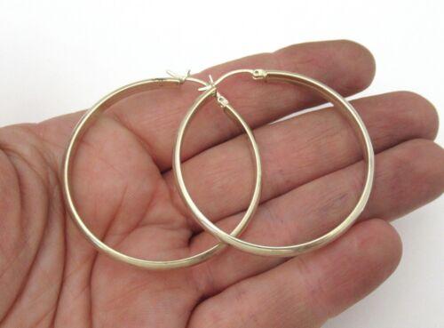 Earrings 925 silver design long classy SO154