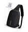 Camp School Anti Theft Sling Bag College Shoulder Chest Cross Body Backpack