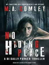 DI Sally Parker Thriller: No Hiding Place 2 by M. A. Comley (2015, MP3 CD,...