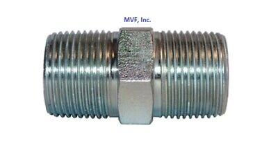 "5404-08-08  Hydraulic Adapter Fitting 1//2/"" Male NPT X 1//2/"" Male NPT"