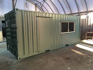 Work Shed site office 20 General Purpose Refurbished container
