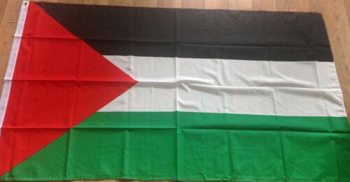 "3 x 2 /"" Palestine Flag New /& Sealed Free Gaza Palestinian Freedom"