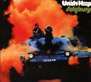 Uriah Heep - Salisbury - New Digipak 2CD Expanded Edition