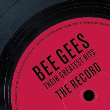 Their Greatest Hits: The Record by Bee Gees (CD, Nov-2001, 2 Discs, Universal D…