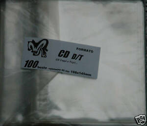 CD-D-T-WR-BUSTE-pacco-da-100-Cofanetti-CD-Doppi-e-Tripli-e-PS1-doppi-e-tripli